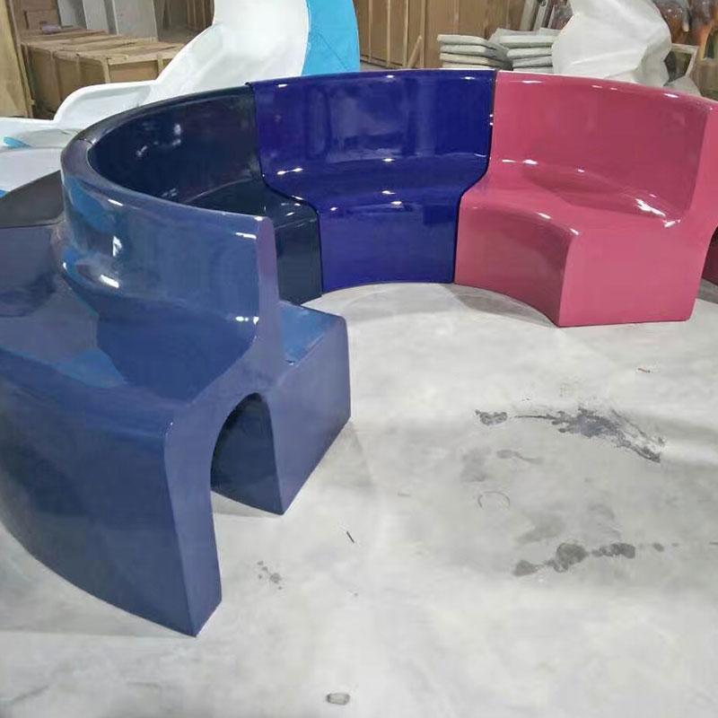 组合沙发凳