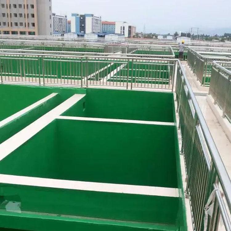 玻璃鋼防腐池施工